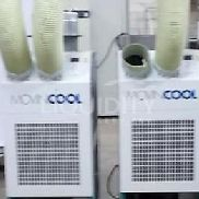 2 ea, MovinCool Classic Plus 26 Portable Laboratory AC Units. SN's: 05040317260, 05030276260. **This lot is offered for ...