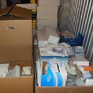 3 Pallets, Laboratory Consumables containing Well Plates, Tubing, Pipette tips, Glassware, Filters, and others. Manufact ...
