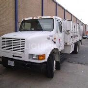 1995 International 18tf Stake Body Truck. Approximately 184,266 Miles. VIN: 1HTSCABM8SH611861. Additional Notes: This Is ...