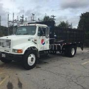 2000 International Stake Body Truck. Approximately 176,604 Miles. VIN: 1HTSCABL8YH232651. Additional Notes: This Is A L1 ...