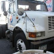 1998 International 4900 4X2 Single Axle Tractor. Approximately 152,594 Miles. VIN: 1HSSDAAN2WH514284. Additional Notes: ...