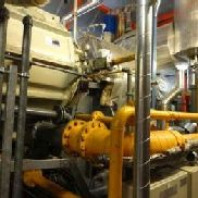 Blohm + Voss 'MARC 2-H02' Steam Turbine and Generator Capacity 8MW. Entry pressure 45bar. Entry temperature 380 degree c ...