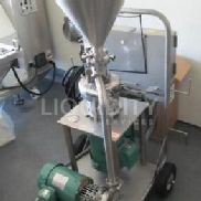 "Alfa Laval model F2116MD-EZ-SYS-3933-150 Tri-Blender, sn# 602000-01, 208-230V, 3PH, 5HP Motor, dims 3' x 3' x 4'6"". This ..."