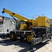 2013 Manitowoc Model RT600E 50 Ton Rough Terrain Crane, SN 400019, 2178 hours On Meter as of 5/23/2017, 29-51' Telescopi ...
