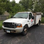 2001 Ford F350 Pickup Truck With A Lift Gate. Approximately 260,460 Miles. VIN: 1FDWF36F11EB24672. Additional Notes: Thi ...