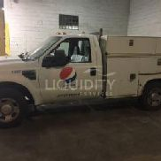 2009 Ford F350 Pickup Truck With A Lift Gate. Approximately 333,647 Miles. VIN: 1FDWF34599EA90504. Additional Notes: Tra ...