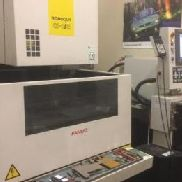 EDM wire cutter Machine. Year: 2011, Make: Fanuc, Model: A04B-0324-B005#E5, SN: P112E1211, Fanuc Robocut A-1iE Electro d ...