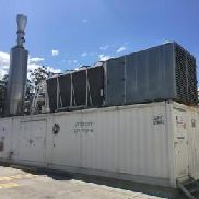 1x 2009 GE Jenbacher JGMC 420 GS-N.L 2.2 MW Cogeneration Containerized Unit. Module Number: 617399 1, Engine Number: 61 ...