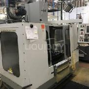 Haas VF Model 2 CNC Mill, X Axis Travel 30 , Y Axis Travel 16 , Z Axis Travel 20 , Table Size 36 x 14 , Spindle Motor 15 ...