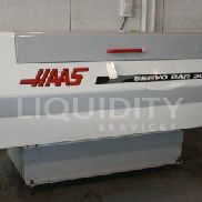 "1999 Haas Servo Barfeed BAR300. SN-90042. Stock No. 8503.Specifications: Bar Capacity: 0.25""-3.125"". Maximum Bar Length: ..."