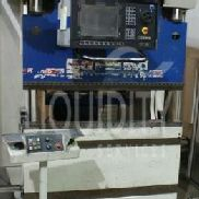 1996 Trumpf 5-Axis CNC Hydraulic Press Brake TRUMABEND V50. SN-881089. Stock No: 9798. Specifications: Tonnage: 56 Tons. ...