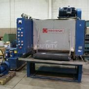 "36"" x 6"" Randbright S36X75 Wet Abrasive Sander Finisher. Finishing Head: A 20 HP TEFC motor drives 36"" x 75"" abrasive be ..."
