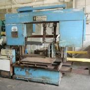 "W.F. Wells 25"" x 36"" B-25-2 Automatic Horizontal Bandsaw. Capacities: Max. cutting capacity 90 deg. round: 25"". Max. cut ..."