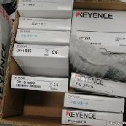 Assorted Keyence spares as shown in pictures , Please note collection of goods from this sale are to be between 15th and ...