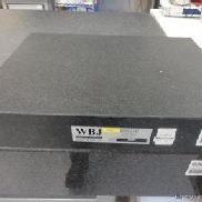 WBJ Granite Surface Table Grade OBS817, 600 x 450 x 100mm , Serial No. 16404, (1998), Please note collection of goods fr ...