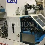 Nova Novamatic 2G Cylindrical Grinder, Type R 10/65 B CNC S 810 D, S/N 1972000407, Mfg. 2004, Power 480V, 60Hz, 3Ph, 75A ...