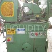 "Royal Masters TG12X4 Centerless Grinder. Capacity infeed diameter: .002"" - 1.5"" (05mm TO 38mm). Thrufeed diameter: .002"" ..."