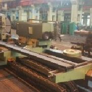 Heavy Duty Lathe POREBA Model: TCG 125x5 m