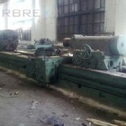 Heavy Duty Lathe KRAMATORSK Model: 1660 x 6300, Ø: 1250 mm, L: 6300 mm