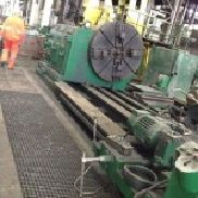 Heavy Duty Lathe CRAVEN Ø: 2000 mm, L: 14 000 mm