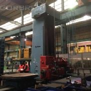 CNC Floor Type Milling and Boring Machine SKODA Model: W 200 HB