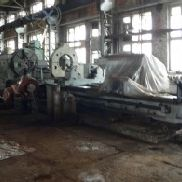 Heavy Duty Lathe KRAMATORSK Model: 1A665/8000 Ø: 1600 mm, L: 8000 mm