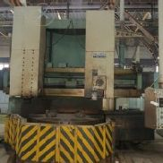 Vertical Turret Lathe TOS HULIN Model: SKJ 20 (3 pieces)