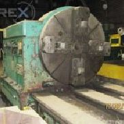 Heavy Duty Lathe KRAMATORSK Model: 1A665 Ø: 1600 mm, L: 16 000 mm