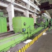 Heavy Duty Lathe SKODA Model: SUT 160 x 7 M