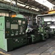 CNC Heavy Duty Lathe ECHEA Model: 6000 mm