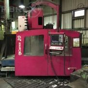 CNC Horizontal Milling Machine LAGUN Model G Cosmos 20