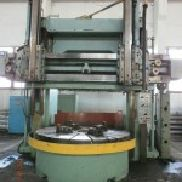 Vertical Lathe SEDIN Model: 1525/ Fi 2500 mm