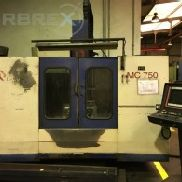 CNC Vertical Machining Center LAGUN Model: MC-750