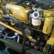 Caterpillar Inc.mdl C7,Diesel Engine,7.2 Cylinder 330HP,246.0kw unable to turn working condition unknown used