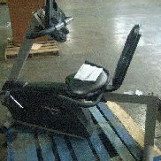 2 EA exercise bicycles to include a 1988 Schwinn Airdyne exercise bike machine and a Proform exercise bike with EKG grip