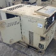 1993 Libby Model MEP-802A, 5kw, 60hz, Diesel Engine Generator Set, Serial No. RZB-00570, 240V, 3 phase, 52a, 24v battery