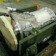 Allison Transmission, Mdl HD4560P, Vehicle hydraulic transmission w/container, Nonmagnetic, Hemtta2 & A2R1 series, Unuse