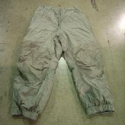 100ea(Apprx) Extreme Cold Weather Trousers, Gen3, Size Large Regular, Color Urban Gray, Unused Condition