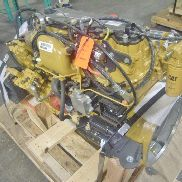 Caterpillar Mdl C7 Acert 7.2L Diesel Engine, 370HP At 2600 RPM Complete, P/N 344-9495 With Cat Turbo Charger, P/N 346-05