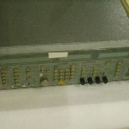 Wiltron Co.mdl 6737B-20,Swept Frequency Synthesizer,50-400Hz,220v 2A,110v 4A,Powers up cord not Included Working Conditi