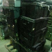 36 Pcs. Shipping and Storage Containers on 2 Pallets to include but not limited to: 2 Ea. Pelican 1660 Case; 2 Ea Pelic