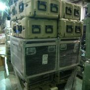 30 Pcs. Shipping and Storage Containers on 3 pallets to include but not limited to: 14 Ea. Hardigg Rack Mount Storage Co