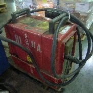 4ea Electric Arc Welding Unit To Include: Miller XMT 304 cc; Hypertherm Powermax 800; PowerCon 300ss, May Be Incomplete,