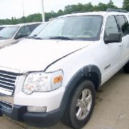 2007 Ford Explorer VIN: 1FMEU73E07UB13245. Meter indicates 120,408 miles. Powered by a 4.0 L engine, 4 Wheel drive, eq