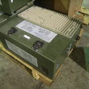 5ea Bren-Tronics Inc, Vehicle mounted battery charger, Nonmagnetic, P/N BTC-70870-1, Working condition unknown, Used