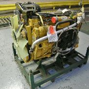 Caterpillar Mdl C7 Acert 7.2L Diesel Engine, 330HP. Complete With Cat Turbo Charger, P/N 269-2919; Valeo Mdl VC31 A/C Co