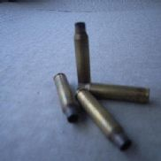 2440 lbs approx. of 5.56 MM fired brass casings, head stamps of WMA16 & FC16, May contain cartridges with other markings