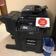 2012 Kyocera 5500 Copier. SN: NLR2X00453. Used To Make Multiple Copies For Multiple Purposes. Hard Drive Has Been Remove
