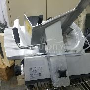 2015 Bizerba Meat Slicer, SN: 11099432. Used To Cut Meat And Cheeses At Customers Desired Thickness. Estimated Weight: