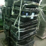24 Pcs. Shipping and Storage Containers on 3 pallets to include but not limited to: 1 Ea. Hardigg Shipping Container, L: